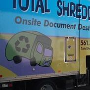 Total Shredding,LLC, Royal Palm Beach FL