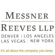 Messner Reeves LLP, Denver CO
