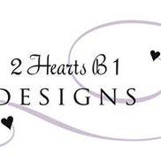 2 Hearts B 1 Designs, Los Angeles CA
