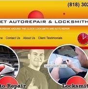 Sunset Auto Repair & Locksmith, burbank CA