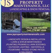 JS Property Maintenance LLC, West Yarmouth MA