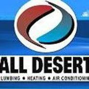 All Desert Plumbing Heating and Air Conditioning, Palm Desert CA
