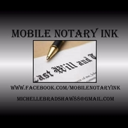 Mobile Notary Ink, Charlotte NC