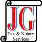 JG Tax & Notary Service, Chula Vista CA