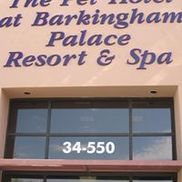 Barkingham Palace, Palm Desert CA