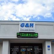 G & H Tires And Service, Jacksonville FL