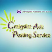 Craigslist Posting Service, Newark NJ