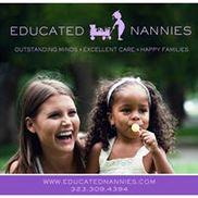 Educated nannies facebook