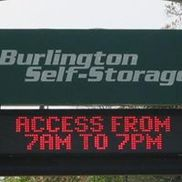 Burlington Self Storage Of Derry