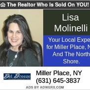 Lisa Molinelli, Realtor, Miller Place NY