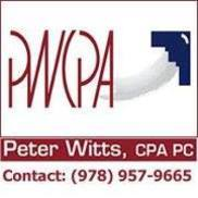 Peter Witts, CPA PC, Lowell MA