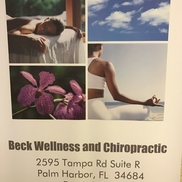 Beck Wellness and Chiropractic, Palm Harbor FL