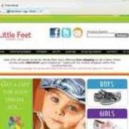 Little Feet Children's Shoes, Medford OR