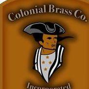 Colonial Brass Co, Taunton MA