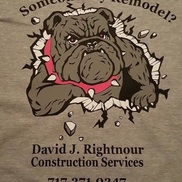 David J. Rightnour Construction Services, Mount Joy PA