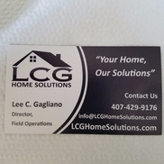 Lcg home solutions Inc, Windermere FL