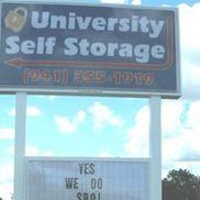 University Self Storage, Sarasota FL