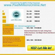 Pixel Millions Online, Philadelphia PA
