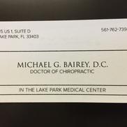 Michael G. Bairey, PA, West Palm Beach FL
