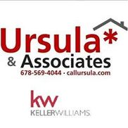 Ursula and Associates Real Estate with Keller Williams Realty Partners, Woodstock GA