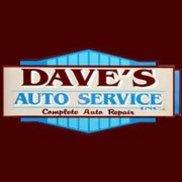Dave's Auto Service, Boyertown PA