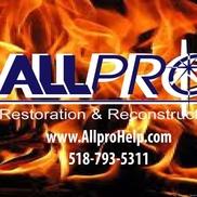 AllPro Restoration, Gansevoort NY