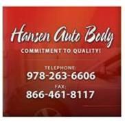 Hansen Auto Body Acton MA, Acton MA