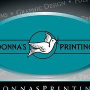 Donna's Printing, Spring TX