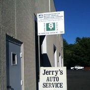 Jerry's Auto Service, Georgetown MA