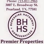Berkshire Hathaway Home Services - Premier Properties, Pearland TX