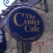 The Center Cafe, Needham MA
