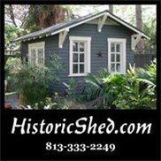 Historic Shed, Brooksville FL