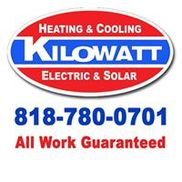 Kilowatt Heating, Air Conditioning and Electrical, Sherman Oaks CA