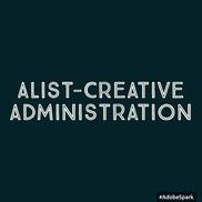 Alist creative administration, Miami FL