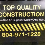 Top Quality Improvements & Renovations INC., Richmond VA