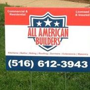 All American Builders, Inc, Elmont NY
