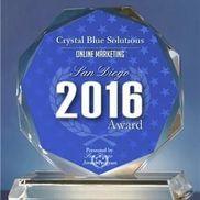 Crystal Blue Solutions / Online Marketing, San Diego CA