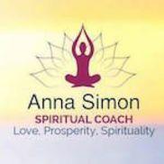 Spiritual Intuitive Mentor Anna Simon, Scottsdale AZ