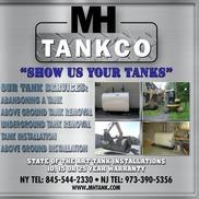 Mike Hoensch Tank Company, Warwick NY