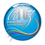 A to Z Printing & Promotions, Richardson TX