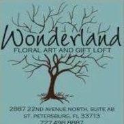 Wonderland Floral Art and Gift Loft, Saint Petersburg FL