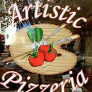 Artistic Pizzeria, Doylestown PA