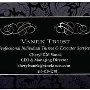 Vanek Trust, N Woodmere NY