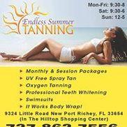 Endless Summer Tan, New Port Richey FL