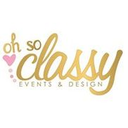 Oh So Classy Events, Tampa FL
