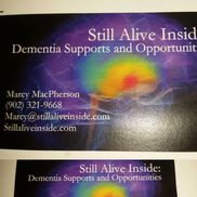 Still Alive Inside: Dementia Supports and Opportunities, Aylesford NS