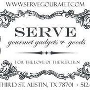 Serve: Gourmet Gadgets & Goods, Austin TX