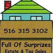 Full Of Surprizes Estate & Tag Sales, Oceanside NY
