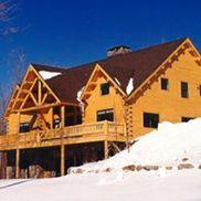 Moosehead Cedar Log Homes, Greenville ME