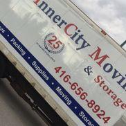 Inner City Moving and Storage ICM, Toronto ON